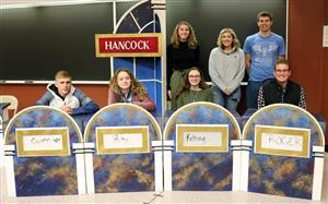 Students comepete at Upstate Academic Competition