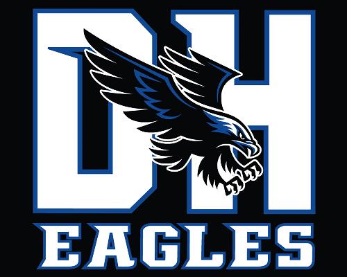 DH Eagles logo