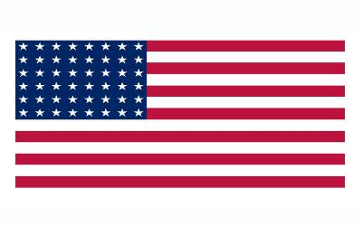 American flag icon (5/2020)