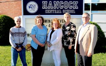 Hancock's 2019 retirees