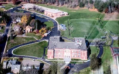 Hancock CSD campus (6/2020)