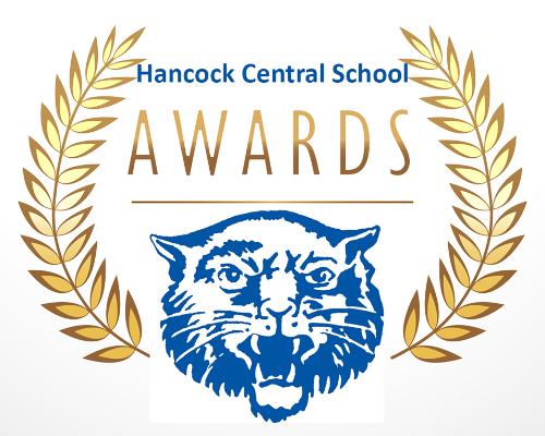 Hancock Central School AWARDS illustration