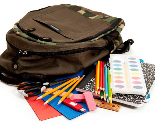2021-2022 School Supplies HS/MS