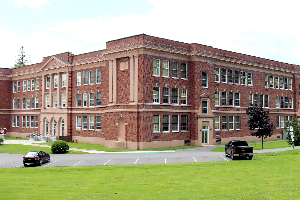 Hancock MS/HS Building 2019