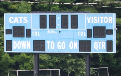 HCSD Scoreboard (6/2020)
