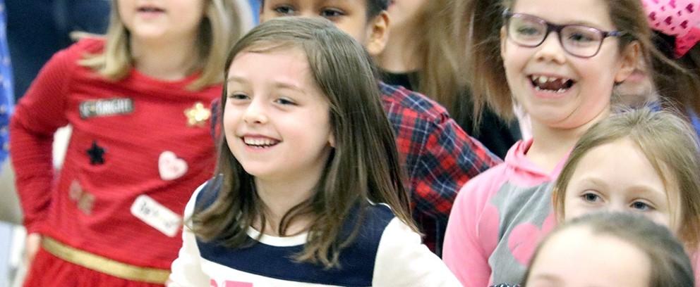 Elementary students Morning Program 2019