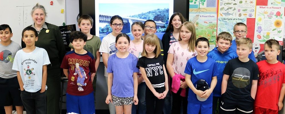 National Parks visits Hancock students