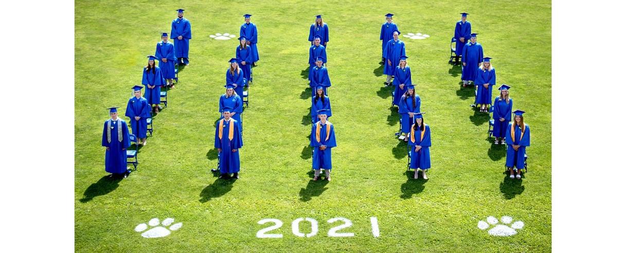 Hancock Class of 2021 (June 2021)